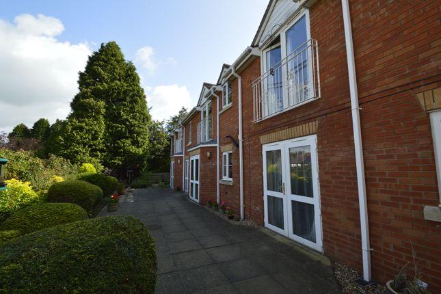 Thumbnail Flat to rent in Hazler Crescent, Church Stretton