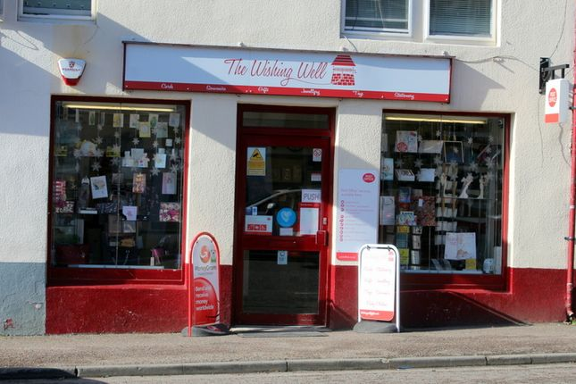 Thumbnail Retail premises for sale in The Wishing Well, 17 High Street, Grantown On Spey