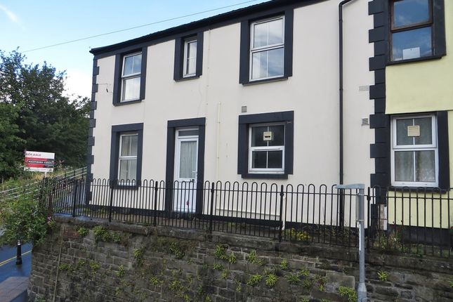 Thumbnail Semi-detached house to rent in Chapel Street, Abertillery