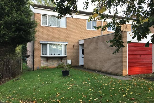 Thumbnail Semi-detached house for sale in Churchway, Stirchley, Telford