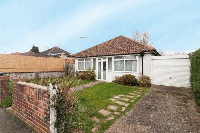 Thumbnail Detached bungalow to rent in Parkfield Road, Ickenham