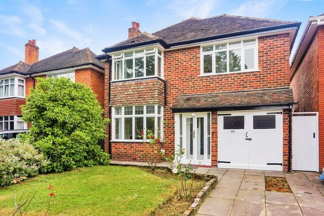 Thumbnail Detached house to rent in The Hurst, Moseley, Birmingham