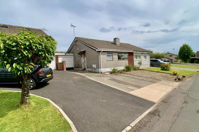 Thumbnail Semi-detached bungalow for sale in Lancaster Avenue, Beith