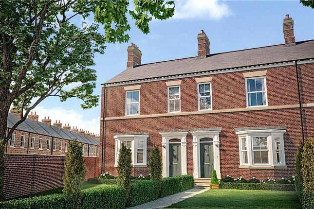 Thumbnail 4 bed end terrace house for sale in Belgrave Terrace, Sowerby, Thirsk
