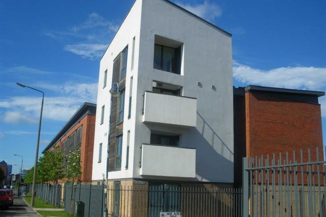 Thumbnail Flat to rent in Quay 5, Salford Quays, Salford