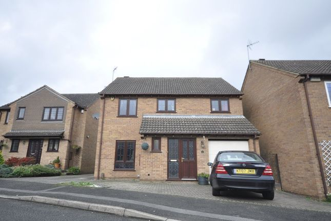 Thumbnail Detached house to rent in Hill Rise Close, Littleover, Derby