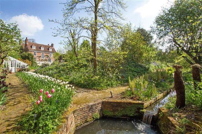 Thumbnail Detached house for sale in Bishops Lane, Bishops Waltham, Hampshire