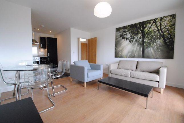 Thumbnail Flat to rent in City Peninsula, 25 Barge Walk, London