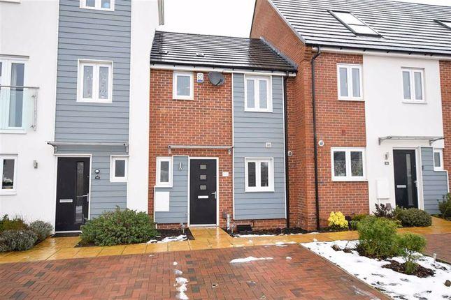 2 bed terraced house for sale in Waterside Road, Wellingborough NN8