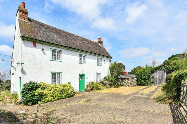 Thumbnail Detached house for sale in Hoe Lane, Lambourne End, Essex