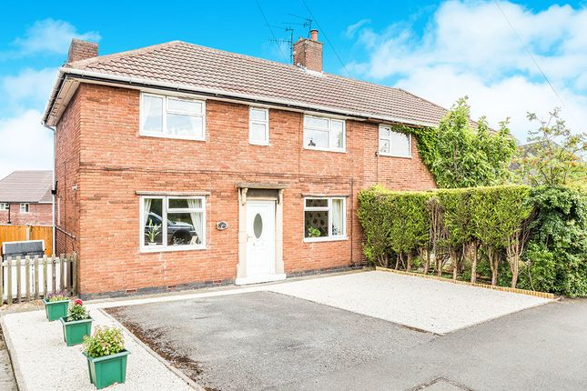 3 bed semi-detached house for sale in Boythorpe Road, Chesterfield