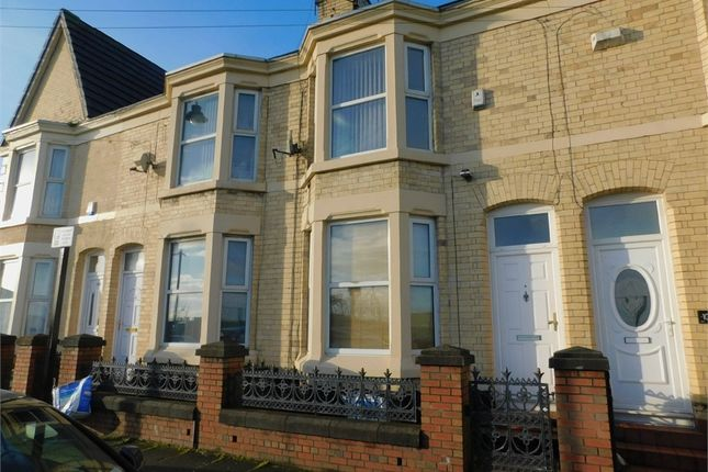 Thumbnail Terraced house to rent in Jubilee Drive, Liverpool, Merseyside