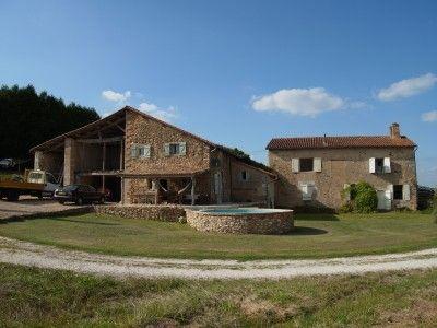 Thumbnail Property for sale in Riberac, Dordogne, France