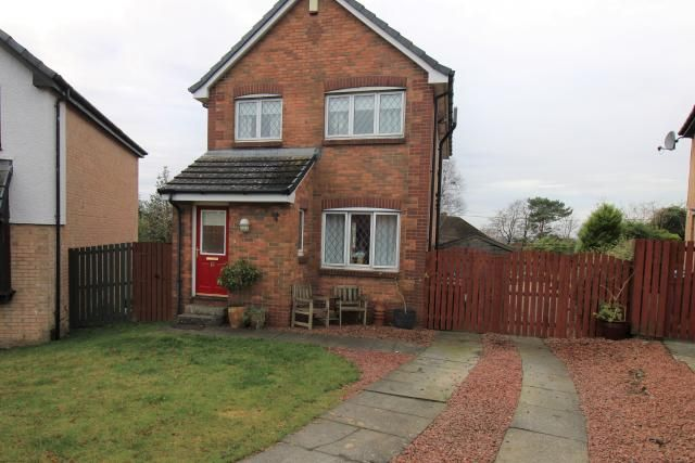 3 bed detached house for sale in Glenbare Court, Bathgate EH48