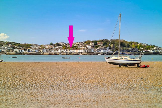 Thumbnail End terrace house for sale in The Quay, Appledore, Bideford