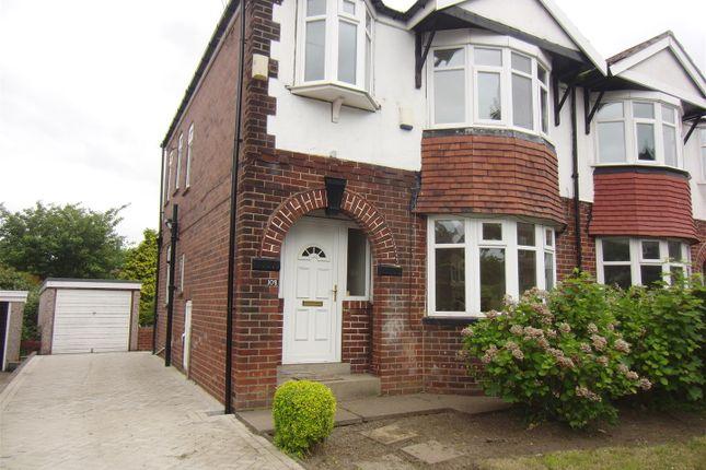 Thumbnail Semi-detached house to rent in Hollyshaw Lane, Halton, Leeds
