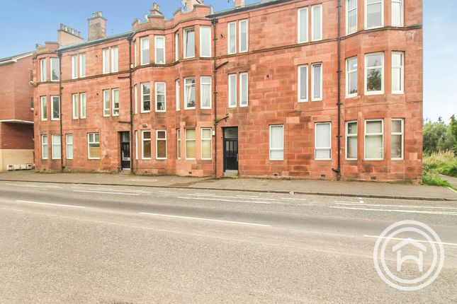 Thumbnail Flat for sale in 544 Hamilton Road, Uddingston, Glasgow