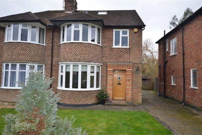 Thumbnail Property to rent in Linkside, London