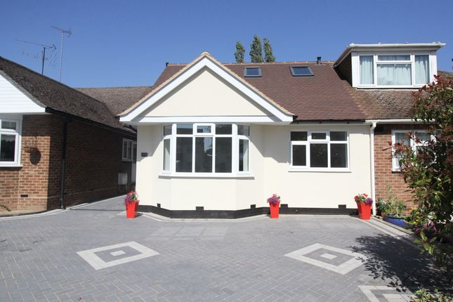 Thumbnail Semi-detached bungalow for sale in Dugdale Hill Lane, Potters Bar