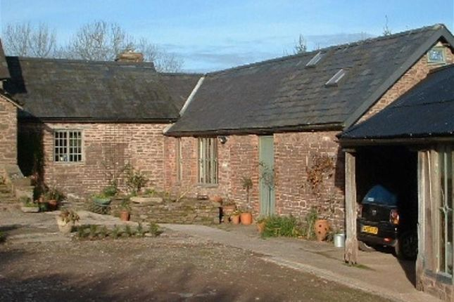 Thumbnail Cottage to rent in Birchill Farm, Monmouth, Monmouthshire