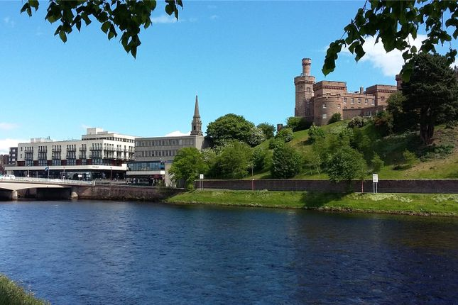 Thumbnail Flat for sale in By The Bridge, Bridge Street, Inverness