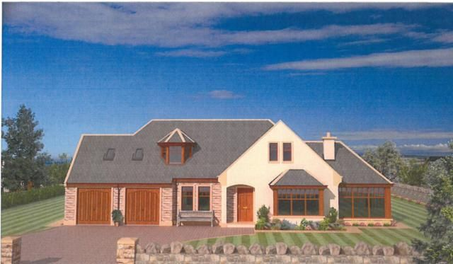 Thumbnail Detached house for sale in Plot 8 Mains Of Struthers, Kinloss