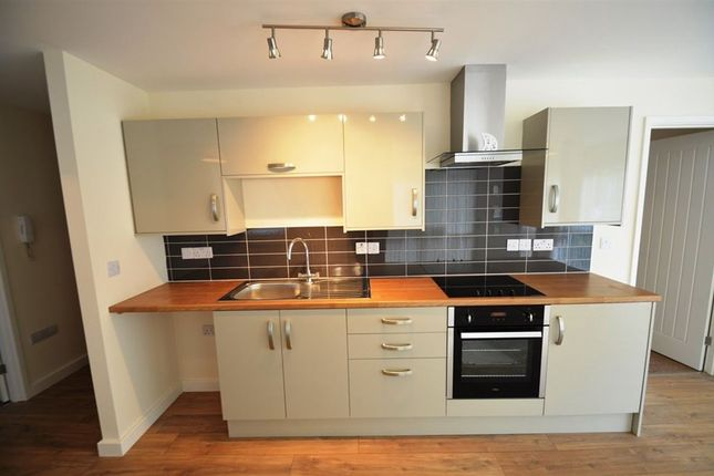 Thumbnail Flat to rent in Ludlow House, Bretton Green, Peterborough