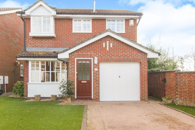 Thumbnail Detached house for sale in Field Farm Close, Stoke Gifford, Bristol