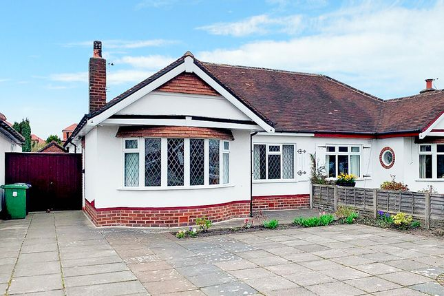 2 bed semi-detached bungalow for sale in Preston New Road, Southport PR9