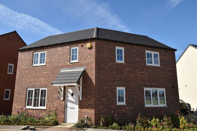 Thumbnail Detached house for sale in Foxtail Crescent, Bodicote, Banbury