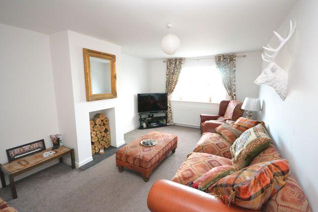 Lounge of Rhuddlan Road, Abergele LL22