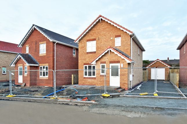 Thumbnail Detached house for sale in Plot 43 (Po 36) Dolydd Pentrosfa, Llandrindod Wells