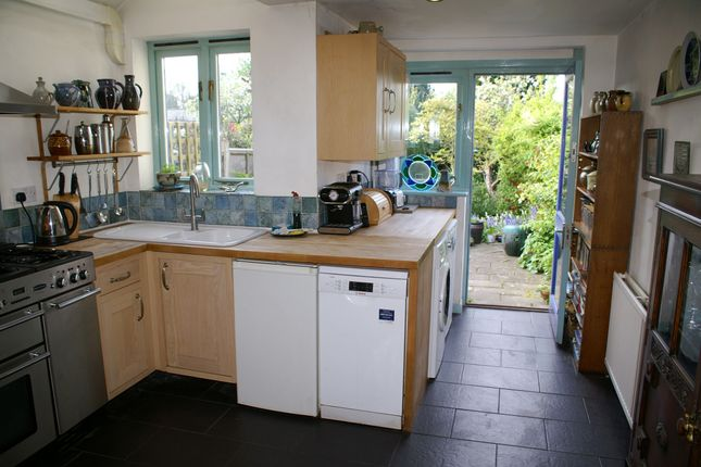 Thumbnail Terraced house for sale in High Street, Overton, Hampshire
