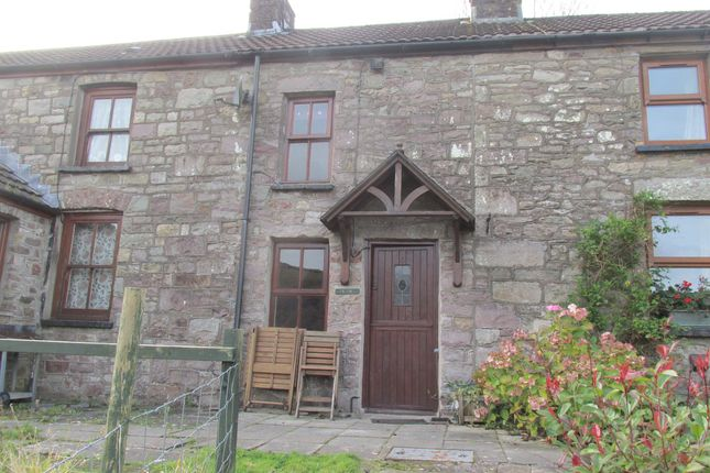 Thumbnail Cottage for sale in Evans Row, Pontsticill, Merthyr Tydfil