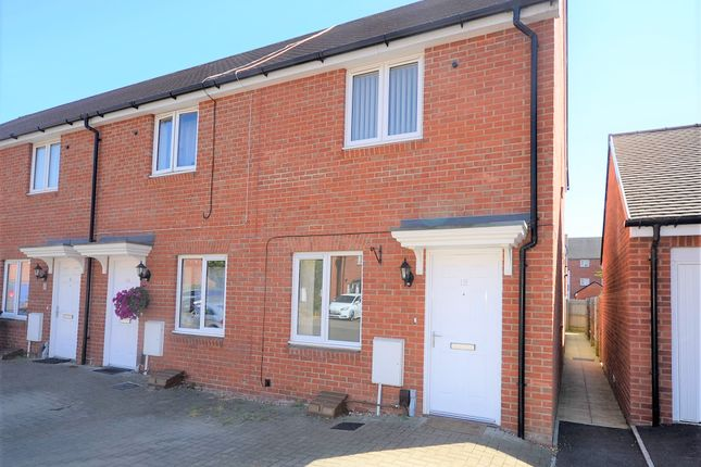 Thumbnail End terrace house to rent in Amersham Way, Little Chalfont, Amersham