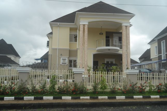 Thumbnail detached house for sale in 01 airport road abuja nigeria
