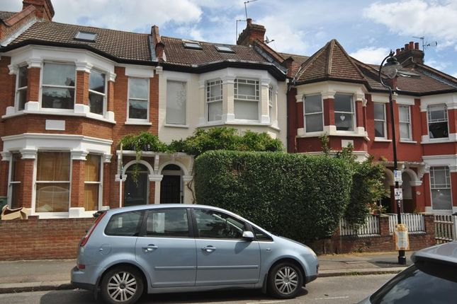 Thumbnail Flat for sale in Rathcoole Avenue, London
