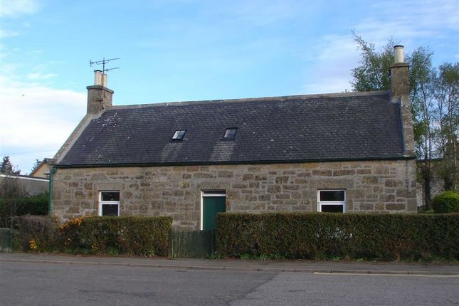 Thumbnail Detached house for sale in Springfield Road, New Elgin, Moray