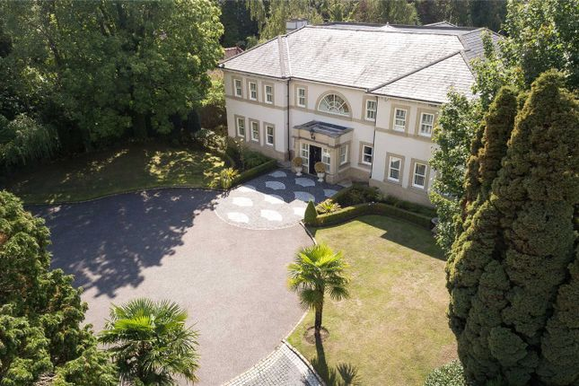 Thumbnail Detached house for sale in Carrwood, Hale Barns, Altrincham