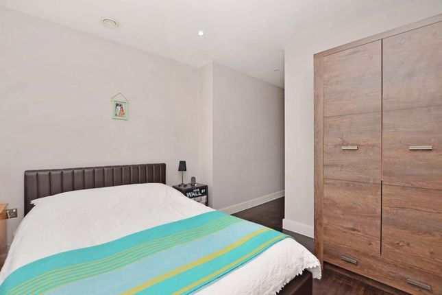 Master Bedroom of Apt 48, The Fitzgerald, West Bar, Sheffield S3