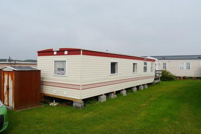 Mobile/park home for sale in West Angle Bay Caravan Park, Angle