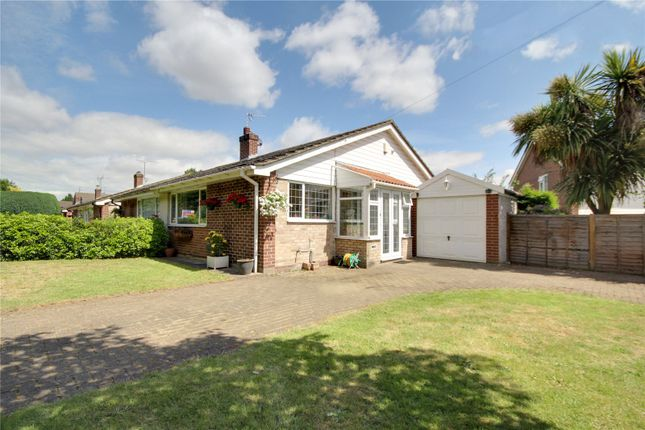 2 bed semi-detached bungalow for sale in Sandy Road, Addlestone, Surrey