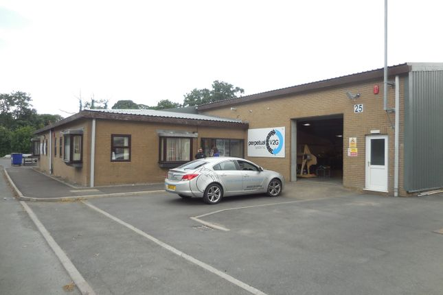 Thumbnail Commercial property for sale in Llambed Business Park, Tregaron Road, Lampeter