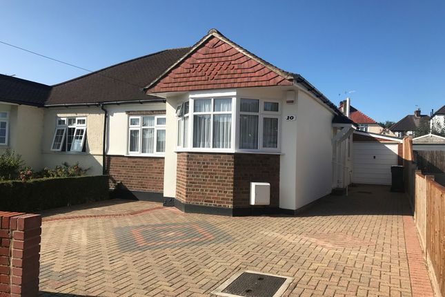 2 bed semi-detached bungalow for sale in Wyncote Way, South Croydon