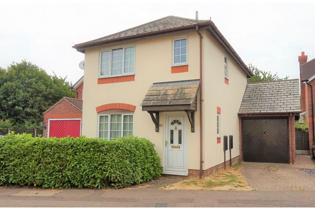 Thumbnail Detached house for sale in New Farm Road, Colchester