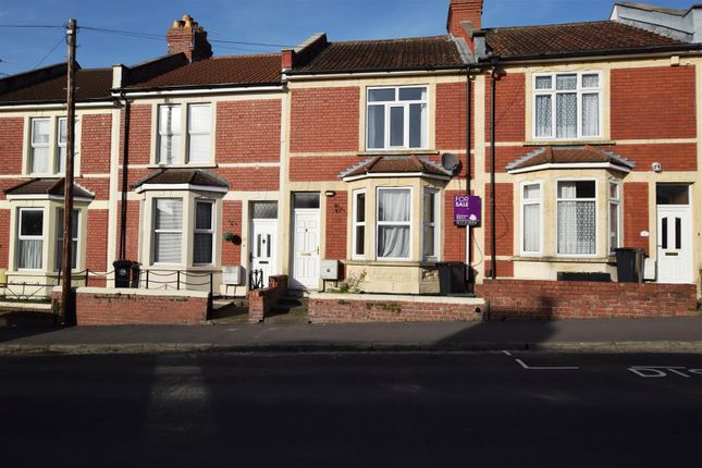 Thumbnail Terraced house for sale in Dursley Road, Bristol