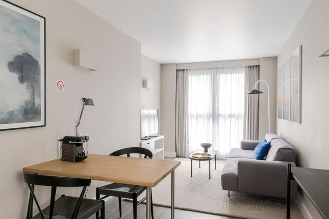 Thumbnail Flat to rent in Mansell Street, London