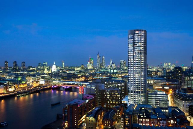 Thumbnail Flat for sale in Penthouse, Southbank Tower, 55 Upper Ground, London