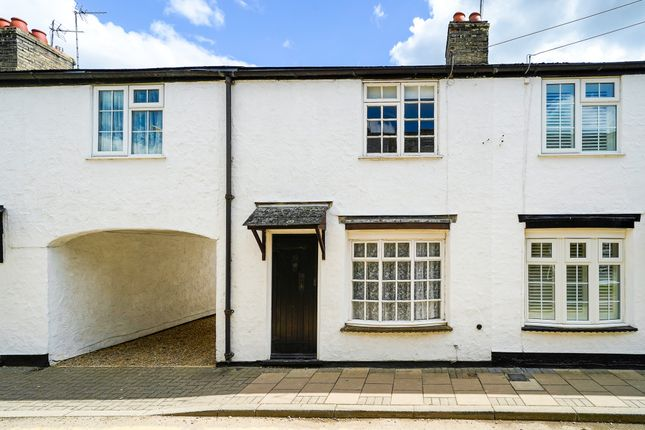 2 bed terraced house for sale in Crown Walk, St. Ives, Huntingdon PE27