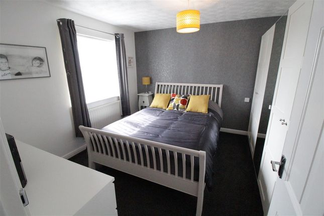 Bedroom Three of Slade Close, Ilkeston DE7